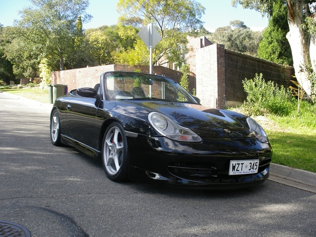Picture of 2003 Porsche Boxster, exterior, gallery_worthy