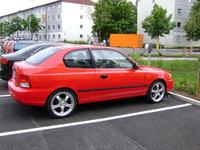 Picture of 2000 Hyundai Accent GL, exterior