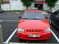 Picture of 2000 Hyundai Accent GL, exterior