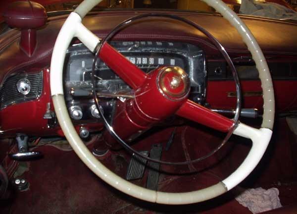 1955 Cadillac Eldorado Interior Pictures CarGurus