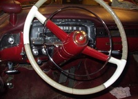 Picture of 1955 Cadillac Eldorado, interior