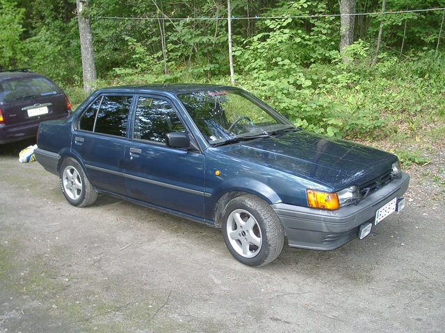 Picture of 1987 Nissan Sunny, exterior, gallery_worthy