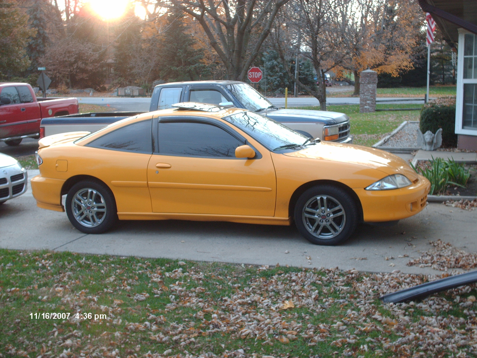 picture of 2002 chevrolet cavalier ls sport coupe exterior. Cars Review. Best American Auto & Cars Review