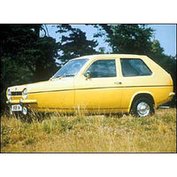 1977 Reliant Robin Overview
