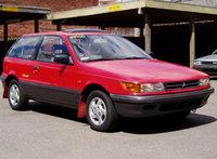 1992 Mitsubishi Colt Overview