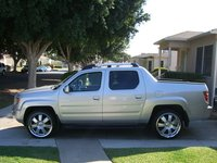 Picture of 2007 Honda Ridgeline RTX, exterior, gallery_worthy