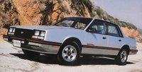 Picture of 1984 Chevrolet Celebrity, exterior, gallery_worthy