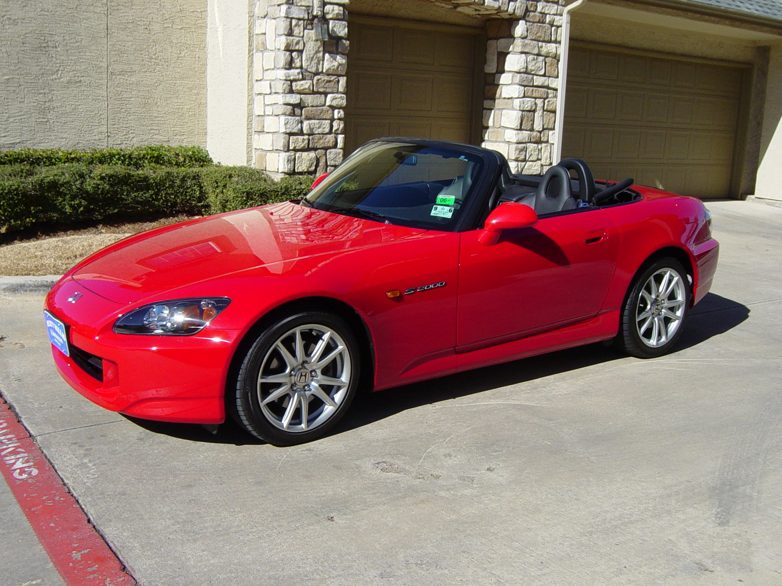 2005 Honda S2000 Base picture