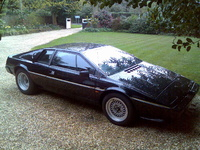1982 Lotus Esprit Overview