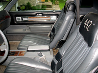 1985 Oldsmobile 442 picture, interior