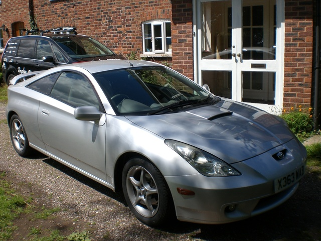 Picture of 2001 Toyota Celica GTS, exterior
