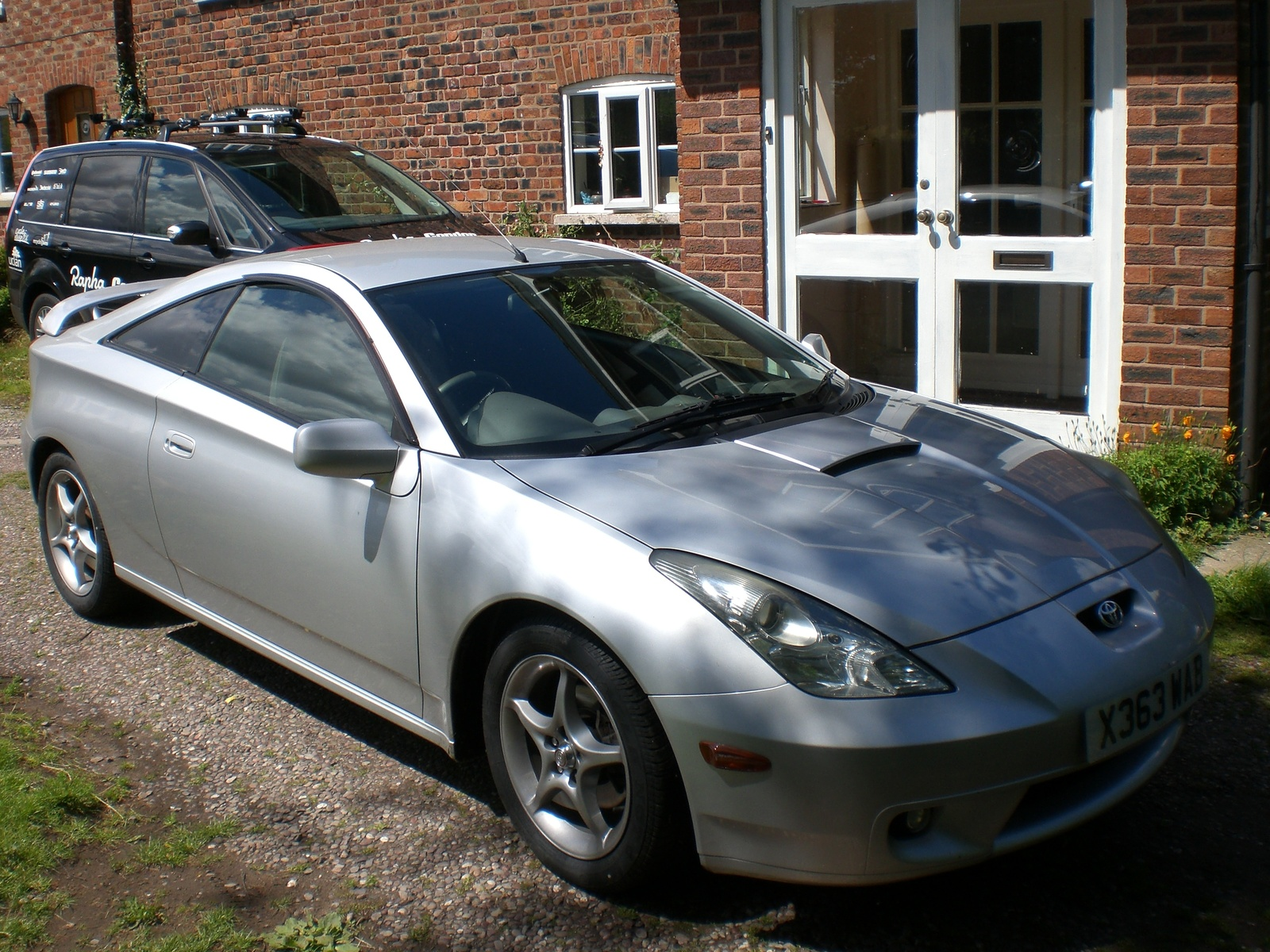 2001 Toyota Celica GTS picture, exterior