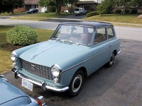 1964 Austin A40 Overview