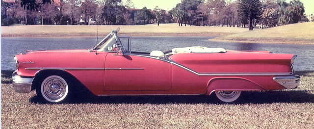 Picture of 1957 Oldsmobile Ninety-Eight, exterior, gallery_worthy