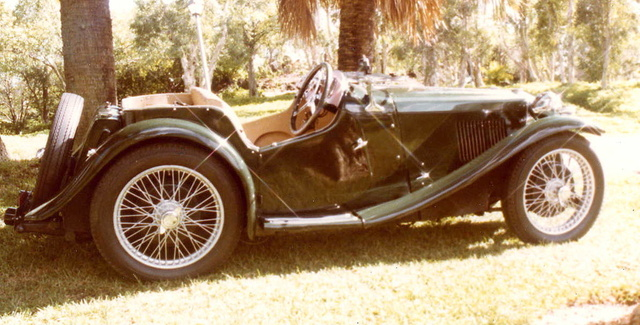 Picture of 1945 MG TC