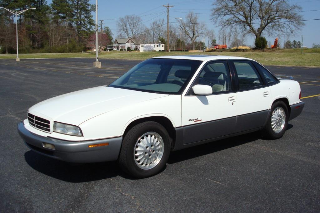 1996 Buick Regal 4 Dr Gran Sport Sedan picture, exterior