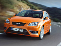 2007 Ford Focus ZX3 SES, 2007 Ford Focus SES Hatchback picture, exterior