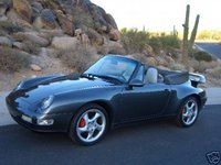 Picture of 1995 Porsche 911 Carrera Convertible, exterior, gallery_worthy