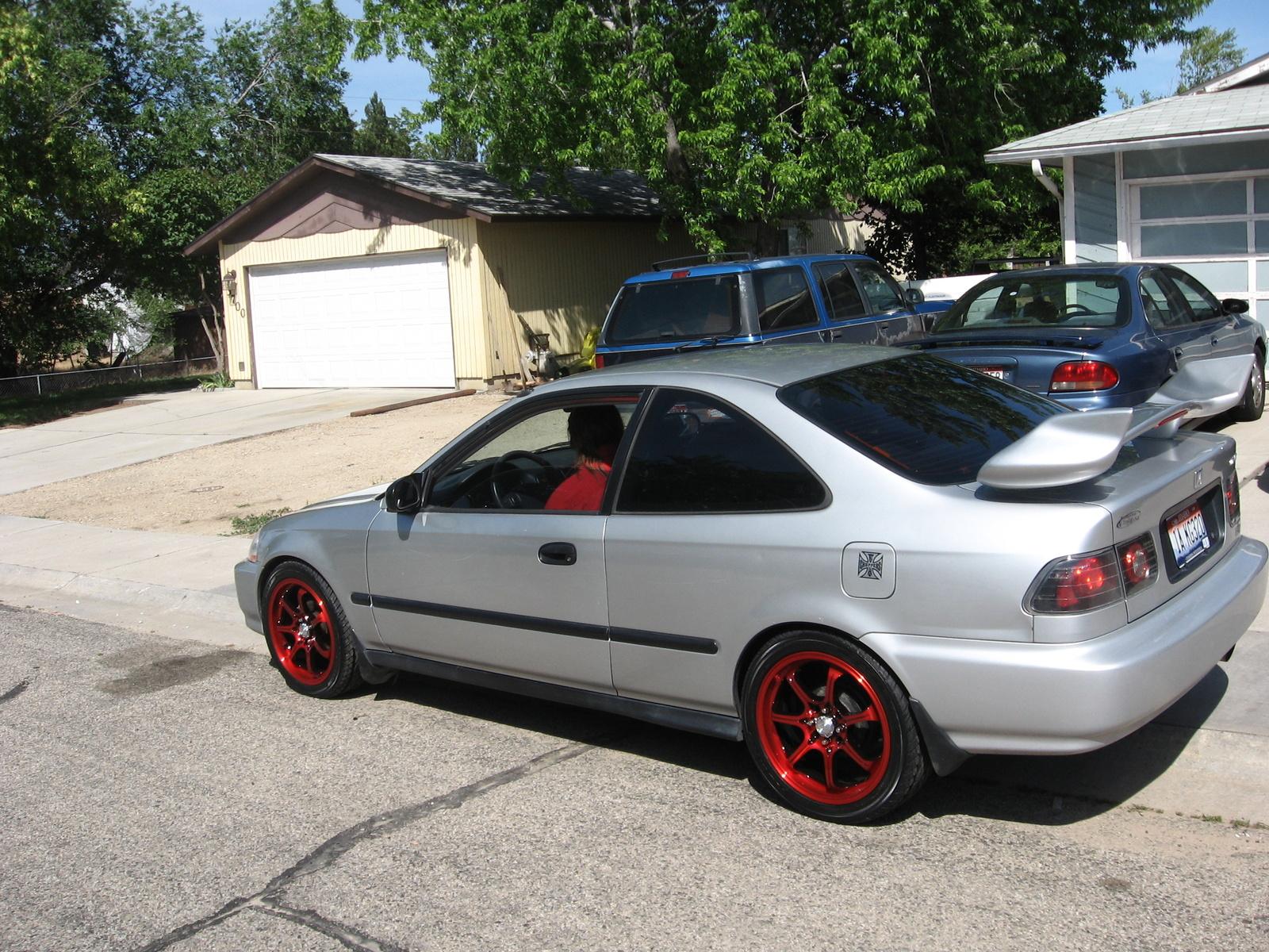 1998 Honda Civic Coupe - Pictures - CarGurus