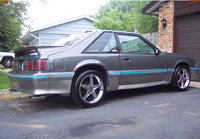 Picture of 1987 Ford Mustang GT, exterior, gallery_worthy