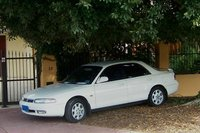 Picture of 1994 Mazda 626 LX V6, exterior
