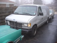 1995 Ford E-150 Overview