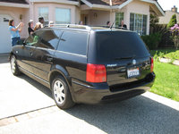 Picture of 1999 Volkswagen Passat 4 Dr GLS 1.8T Turbo Wagon, exterior