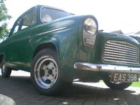 1958 Ford Anglia Overview