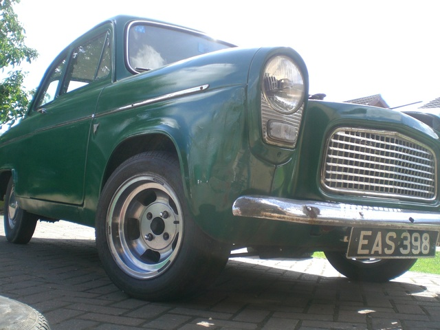 Picture of 1958 Ford Anglia, exterior