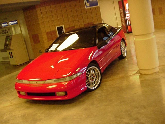 Picture of 1991 Eagle Talon 2 Dr TSi Turbo AWD Hatchback, exterior, gallery_worthy