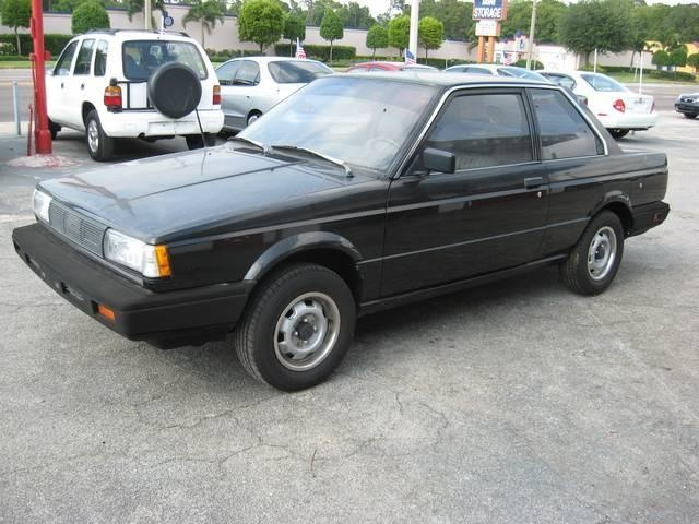 Picture of 1990 Nissan Sentra STD Coupe
