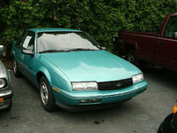 Picture of 1993 Chevrolet Beretta 2 Dr STD Coupe, exterior