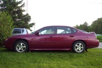 2005 Chevrolet Impala LS picture, exterior