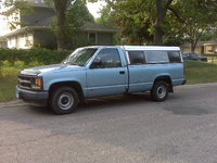 Picture of 1992 Chevrolet C/K 1500 Scottsdale Extended Cab Stepside RWD, exterior, gallery_worthy