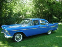 1958 Plymouth Savoy Overview