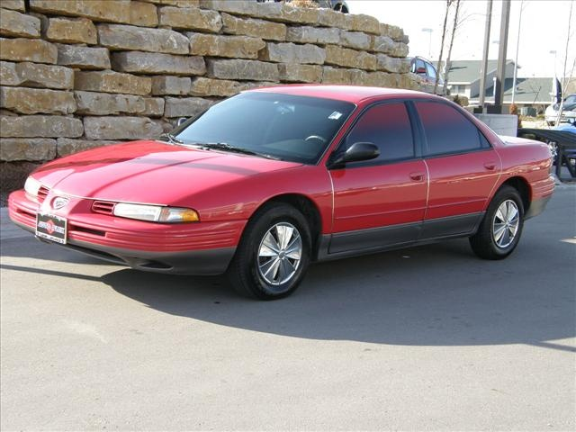 1994 Eagle Vision 4 Dr TSi Sedan, sampson is his name., exterior