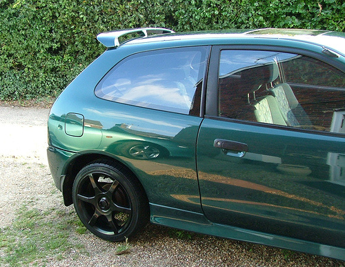 Picture of 1998 Mitsubishi Colt