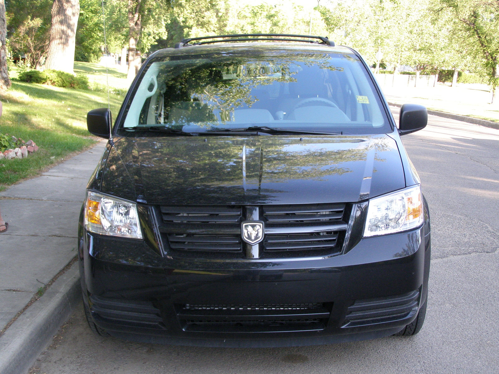 picture of 2008 dodge grand caravan se exterior. Cars Review. Best American Auto & Cars Review