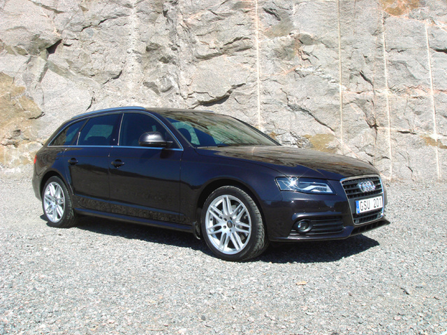 Picture of 2009 Audi A4 Avant