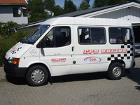 1992 Ford Transit Cargo Overview