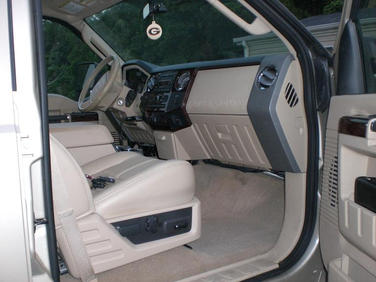 2008 ford f250 lariat interior for Young motors shelbyville tn