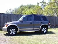 1998 Kia Sportage EX 4WD, 1998 Kia Sportage 4 Dr EX 4WD SUV picture, exterior
