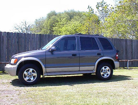1998 Kia Sportage 4 Dr EX 4WD SUV picture