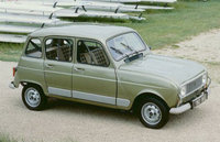 1993 Renault 4 Overview