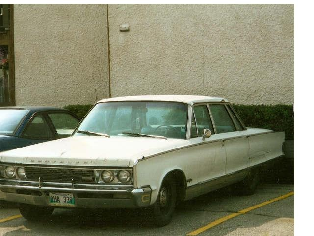 Picture of 1966 Chrysler New Yorker, exterior, gallery_worthy