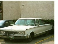 Picture of 1966 Chrysler New Yorker, exterior