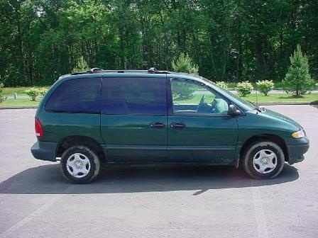 Picture of 1999 Dodge Caravan 3 Dr STD Passenger Van, exterior, gallery_worthy