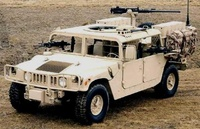 2003 Hummer H1 Overview