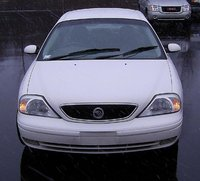 2000 Mercury Sable Overview
