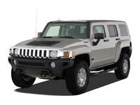 2008 Hummer H3 Luxury picture, exterior